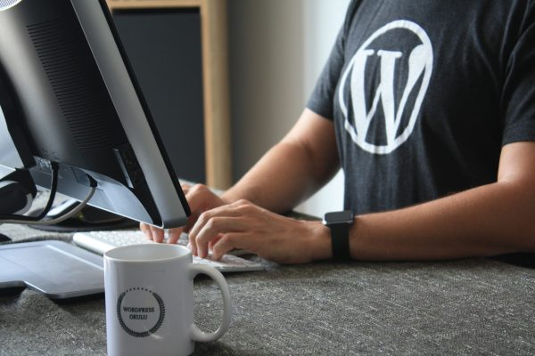 wordpress editing