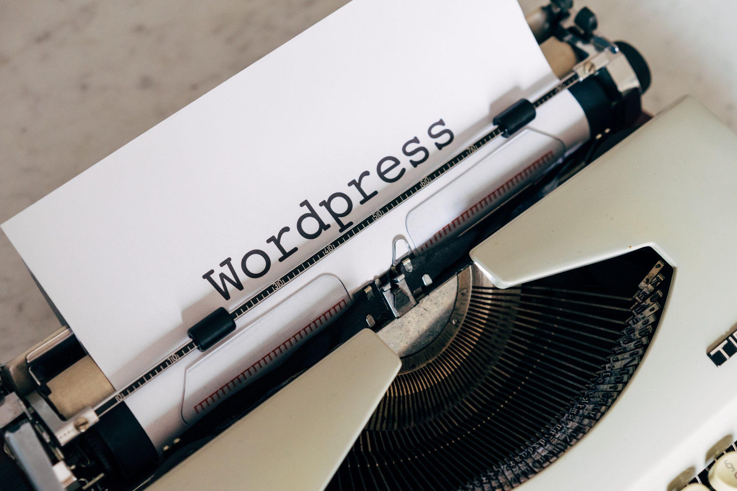 wordpress white screen of death, WP Editor